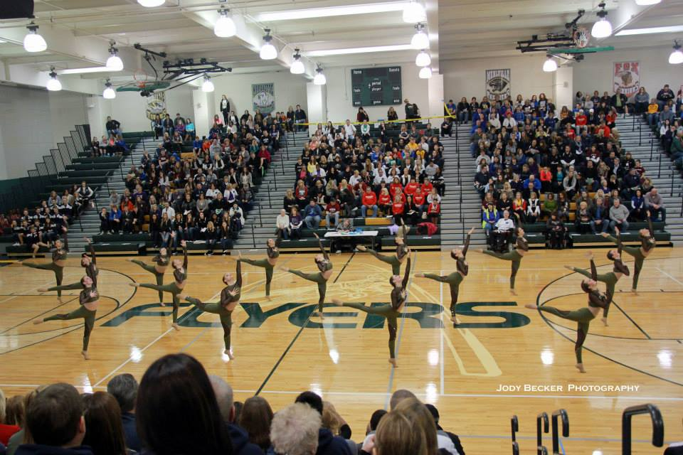 Highland gets invited to perform in Missouri--a huge honor among STL-area teams