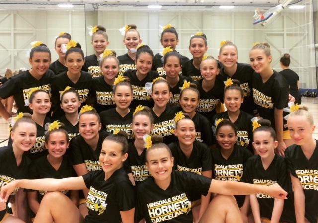 JV? What is JV? The Hornet Danceline dances as a single unit at summer camp